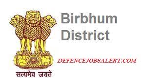 Birbhum District Recruitment