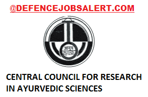 CCRAS Recruitment