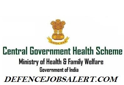 CGHS Recruitment