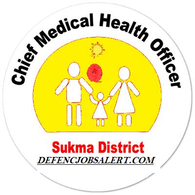 CMHO Sukma District Recruitment
