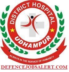 DHS Udhampur Recruitment