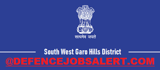 DMC South West Garo Hills Recruitment