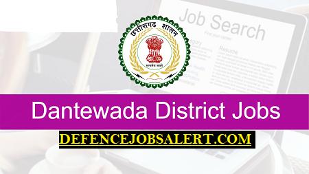 Dantewada District Recruitment