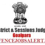 Goalpara District Recruitment