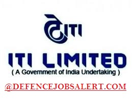 ITI Limited Bengaluru Recruitment