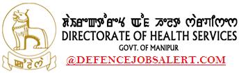 Manipur Health Directorate Recruitment