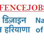 NID Haryana Recruitment