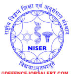 NISER Recruitment