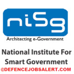 NISG Recruitment