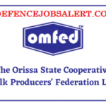OMFED Recruitment