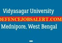 Vidyasagar University Recruitment