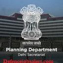 Delhi Planning Dept Recruitment