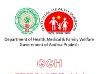 Govt General Hospital Srikakulam Recruitment