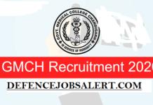 Govt Multi Speciality Hospital Chandigarh Recruitment