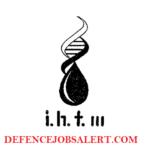 IHTM Kolkata Recruitment
