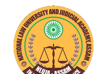 NLU Assam Recruitment