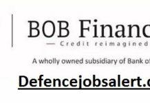BOB Financial Solutions Limited Recruitment