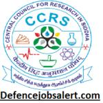 CCRS Recruitment