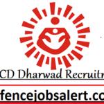 WCD Dharwad Recruitment