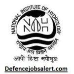 NIH Roorkee Recruitment