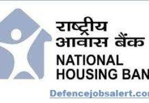 National Housing Bank Recruitment